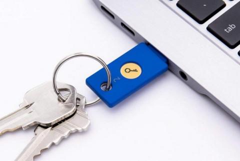 Google vende sus propias llaves de seguridad