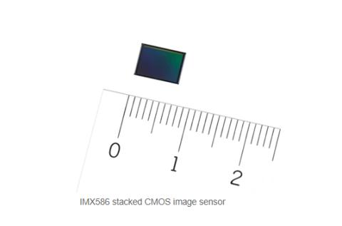 Sensor Sony IMX586