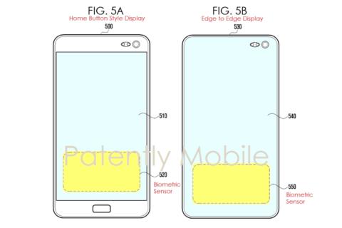 Sensor ultrasónico Samsung Galaxy S10
