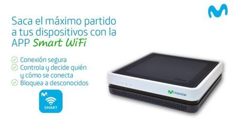 Smart WiFi Movistar