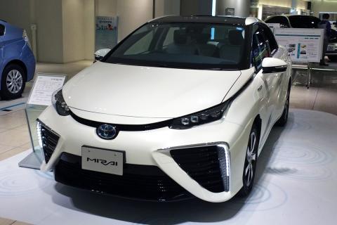 Toyota Mirai Hidrógeno