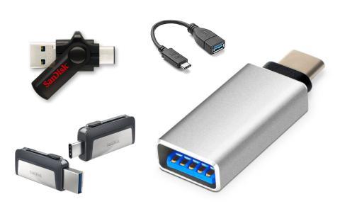 USB-C OTG