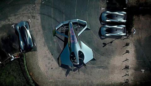 Volante Vision Aston Martin