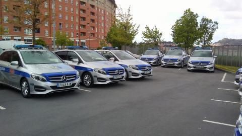 Policía de Bilbao
