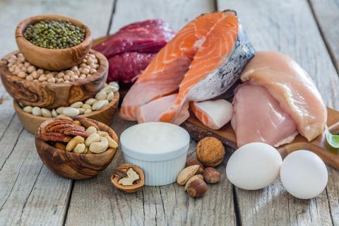proteínas saludable para bajar de peso