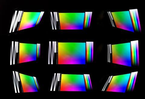 Ángulos de visión del Mi 8