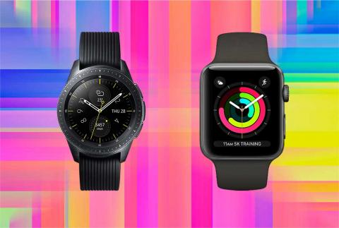 Apple Watch 3 vs Galaxy Watch