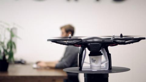 Café dron