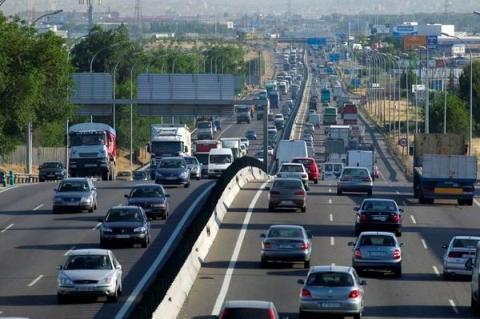carretera tráfico