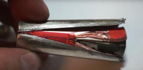 Celda batería Tesla