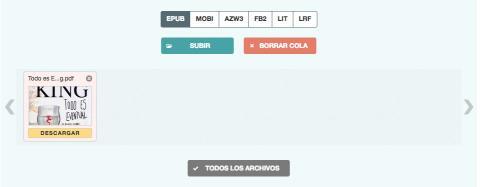 convertir pdf a epub online
