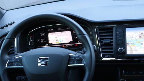 Digital Cockpit de Seat
