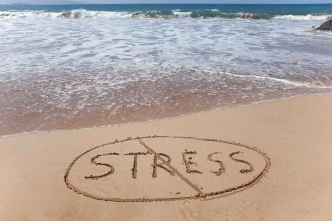 Formas de acabar con el estrés en verano