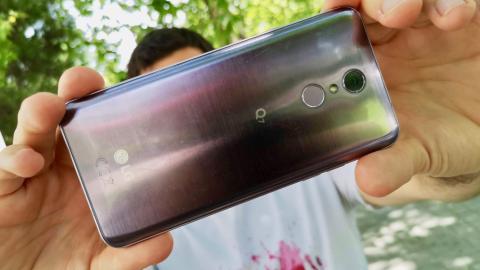 Fotografías del diseño del LG Q7