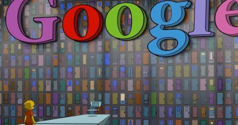 google los simpsons