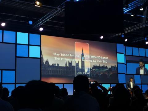Huawei Mate 20 fecha de presentación
