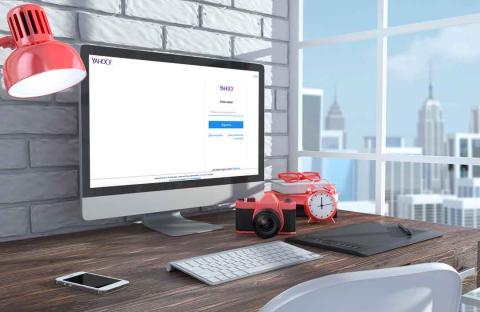 Iniciar sesión en el correo de Yahoo