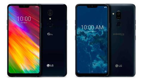 lg g7 one y lg g7 fit