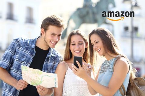 Móviles en Amazon