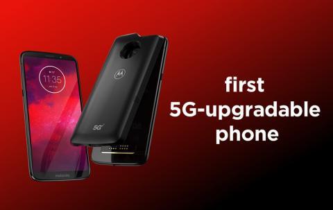 Moto Z3 Play 5G