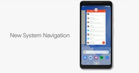 Navegar gestos Android P