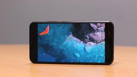 Pantalla del ZenFone 5