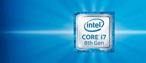 Procesadores de Intel de octava generación