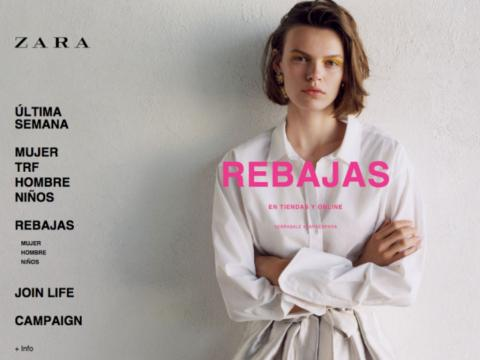 Trucos compra online Zara