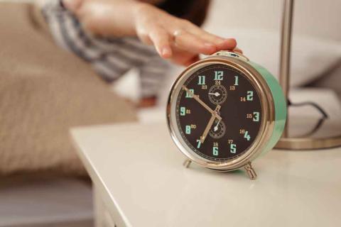 Rutina de despertar saludable