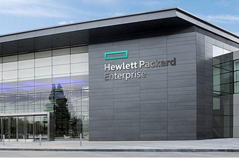 Sede de Hewlett Packard Enterprise