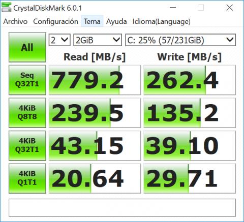 SSD hP Envy x2