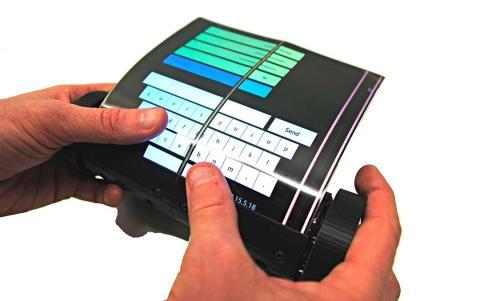 tablet flexible