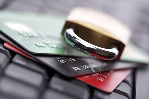 tarjeta de crédito seguridad