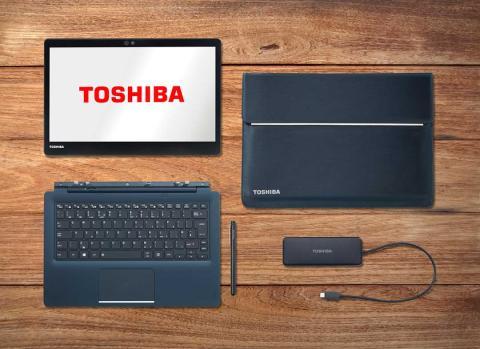 Toshiba 2 en 1