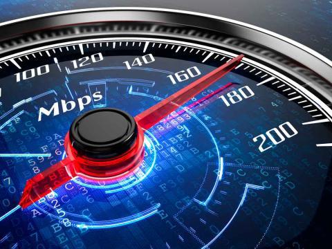 Velocidad de Internet, ping y latencia