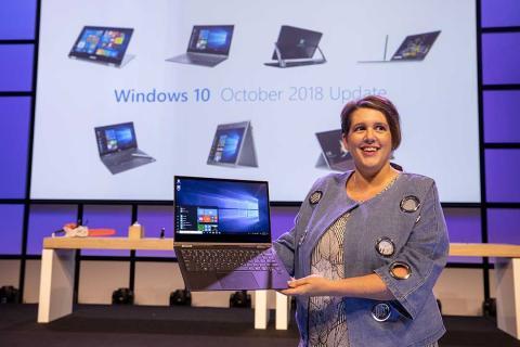 Windows 10 October Update