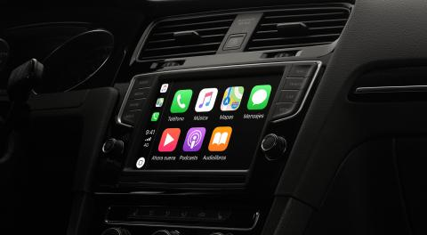 Google Maps trabaja ahora eficientemente con el Apple CarPlay