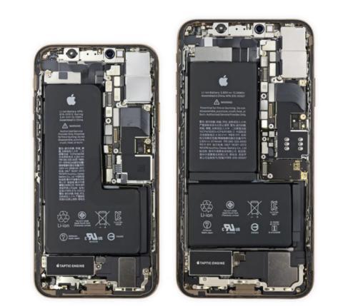 Apple iPhone Xs y Apple iPhone Xs Max