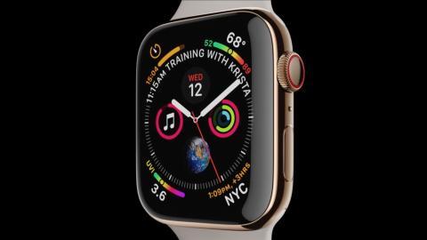 apple watch series 4a