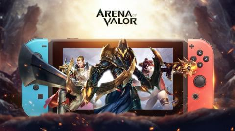 Arena of Valor Switch