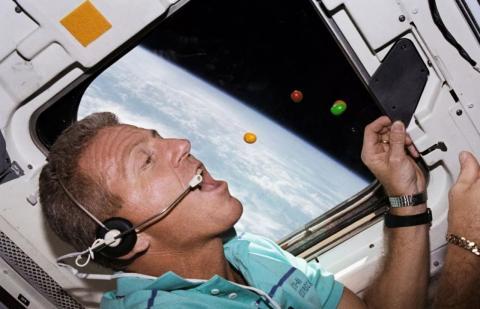 NASA publicidad