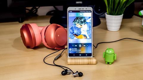 Audio BQ Aquaris X2 Pro