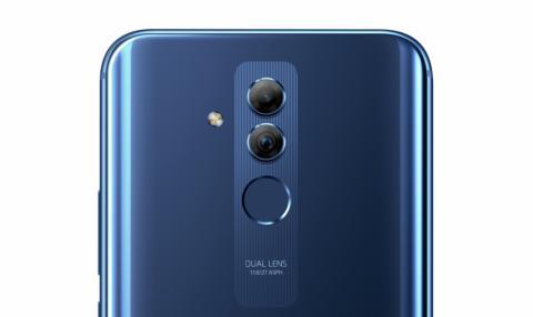 Cámara dual Huawei Mate 20 Lite