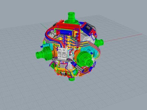 Cubo de Rubik robot