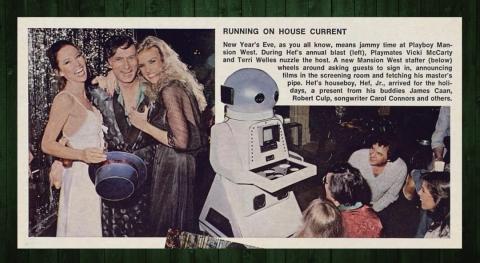 DC el primer robot detenido por la policía