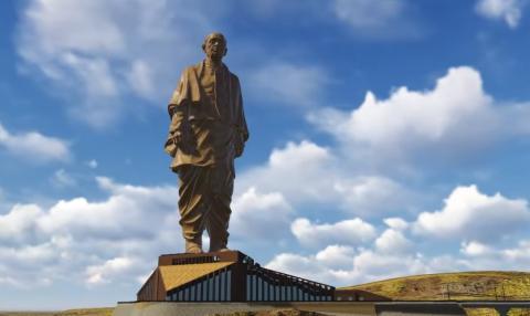 Estatua de la Unidad