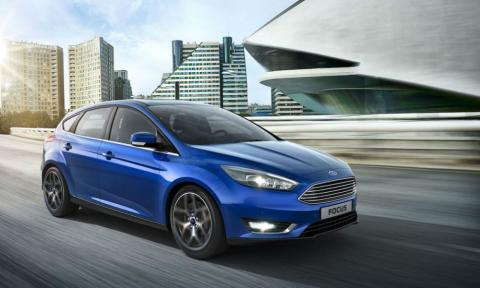 Ford Focus 2017 de tercera generación