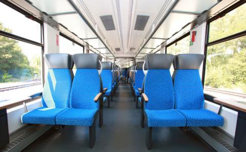 interior tren hidrógeno