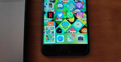 iOS 12 en iPhone 6S