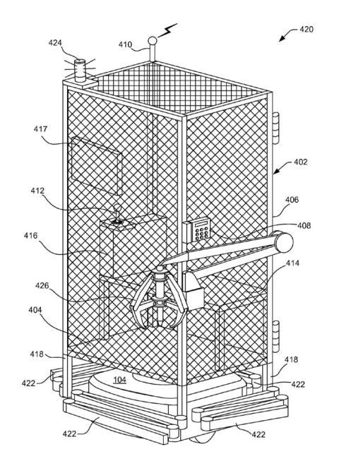 Oficina de Patentes de Estados Unidos